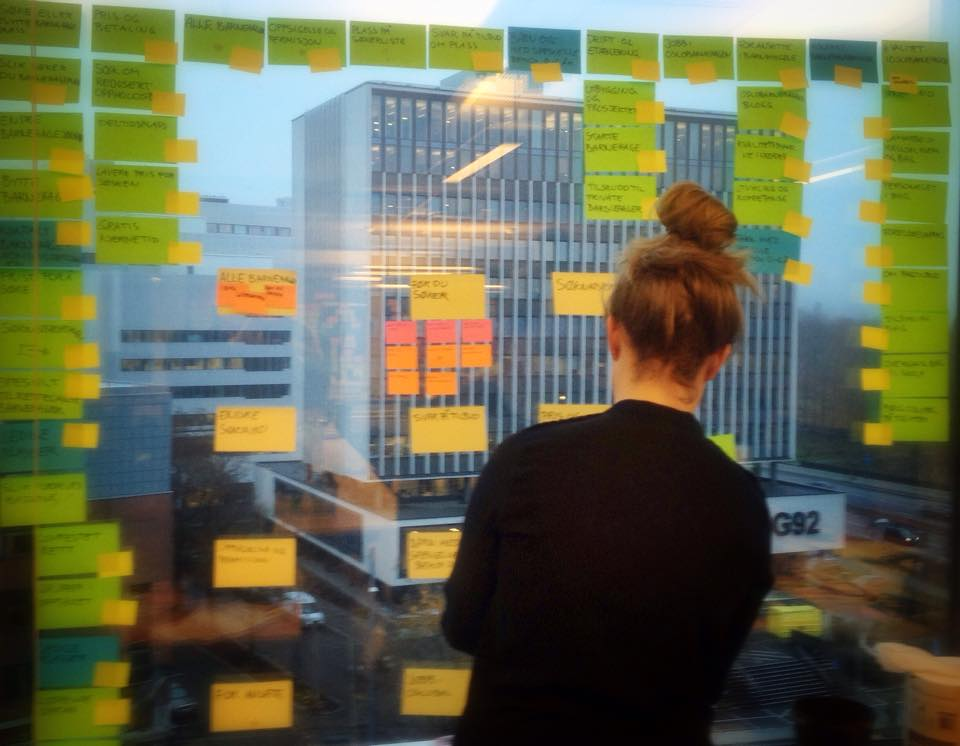 Webforvaltningens daglige arbeid: å gjøre et relativ kompleks tjenesteområde enklere for brukere.